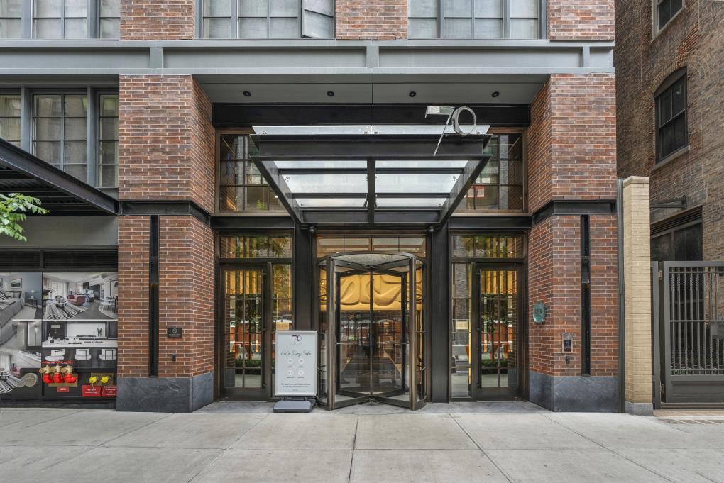 70 Charlton Street Soho New York NY 10014