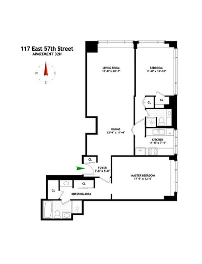 117 East 57th Street Midtown East New York NY 10022