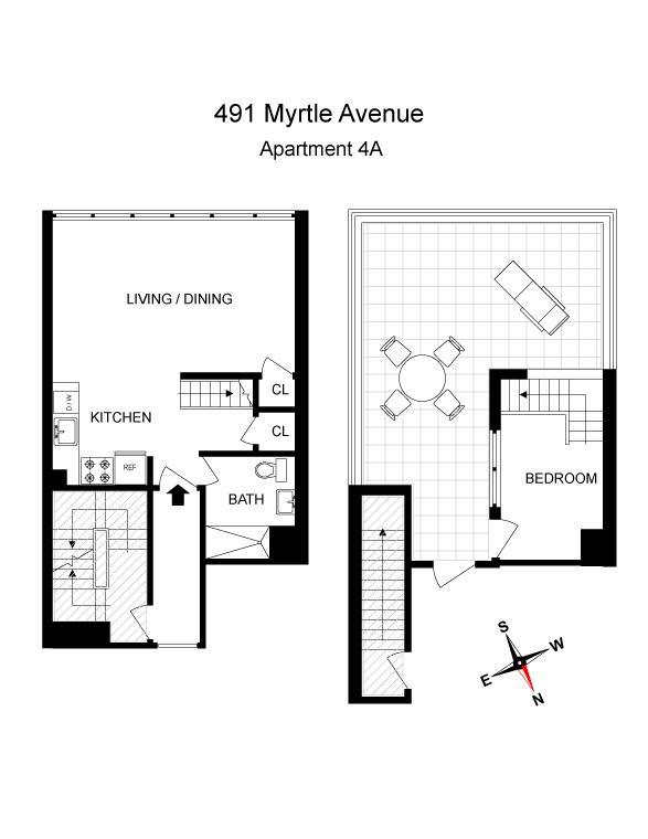 491 Myrtle Avenue Clinton Hill Brooklyn NY 11205