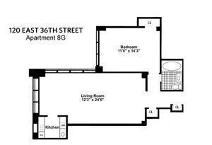 120 East 36 Street Murray Hill New York NY 10016