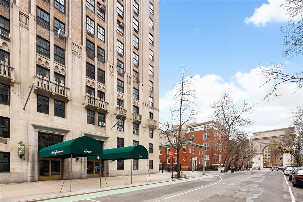 1 Fifth Avenue 10D Greenwich Village New York NY 10003