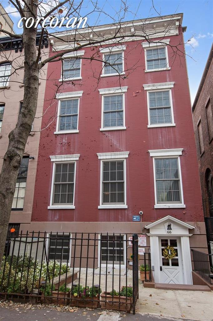 66 Cranberry Street Brooklyn Heights Brooklyn NY 11201