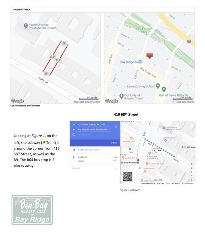 419 68 Street Bay Ridge Brooklyn NY 11220