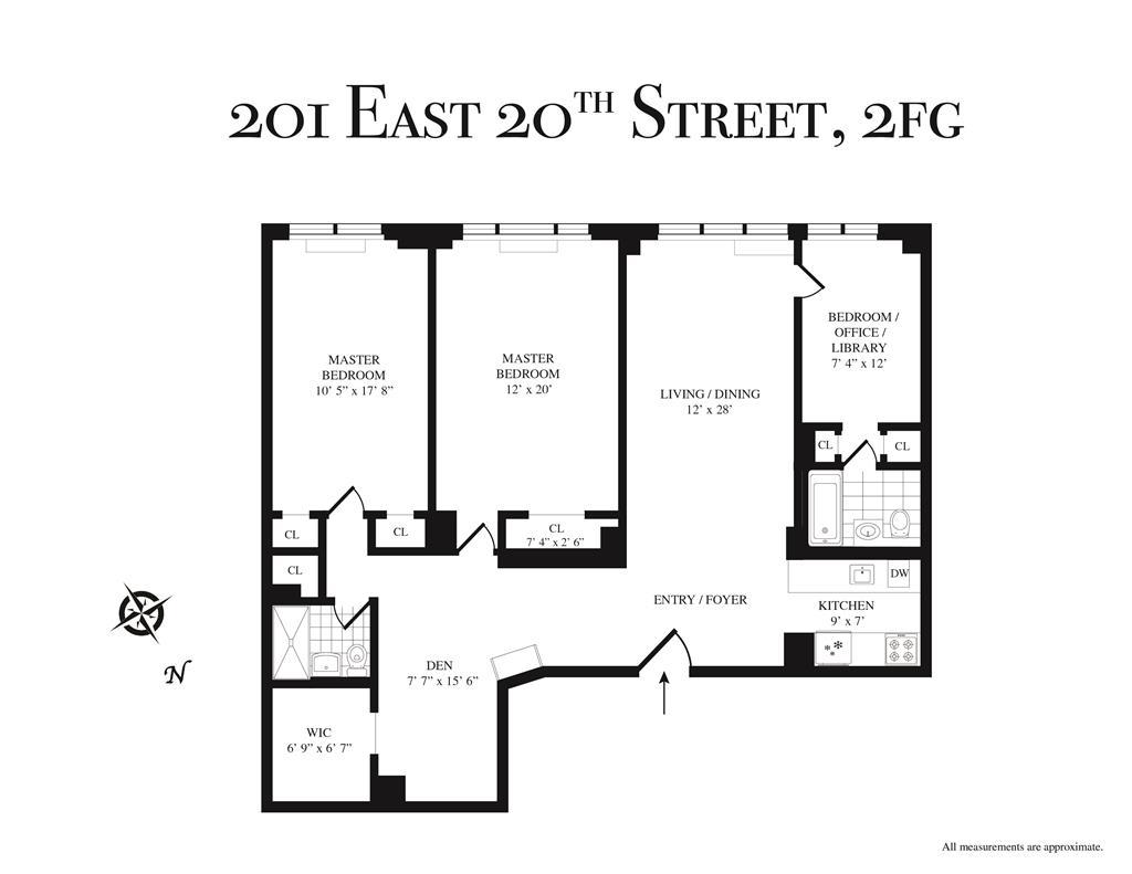 201 East 21st Street Gramercy Park New York NY 10010