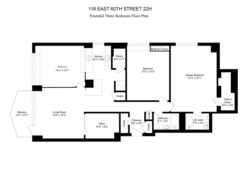 118 East 60th Street Upper East Side New York NY 10022