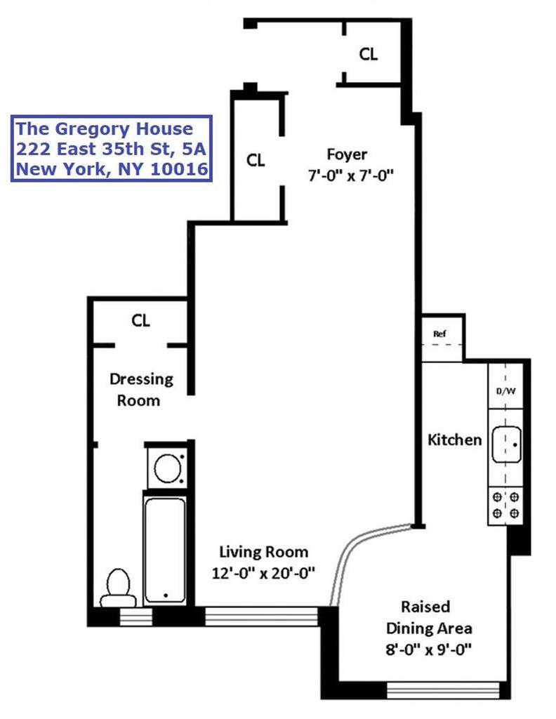 222 East 35th Street Murray Hill New York NY 10016