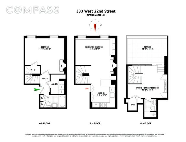 333 West 22nd Street Chelsea New York NY 10011