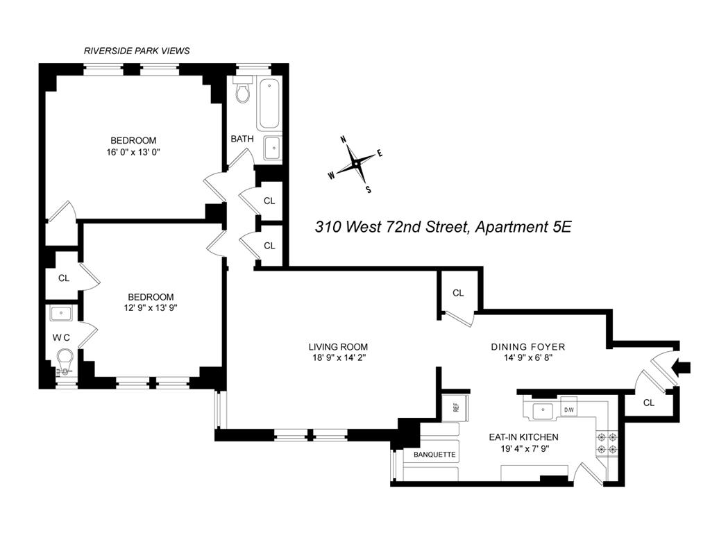 310 West 72nd Street Lincoln Square New York NY 10023