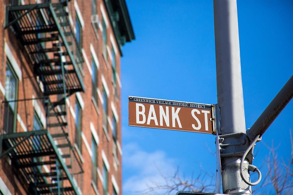 99 Bank Street W. Greenwich Village New York NY 10014