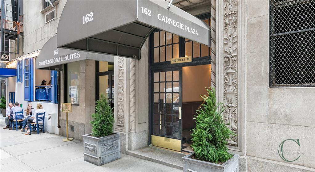 162 West 56th Street Midtown West New York NY 10019