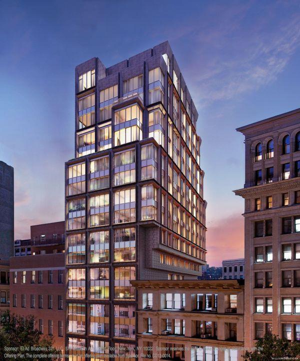 5 Franklin Place 3/4BC Tribeca New York NY 10013