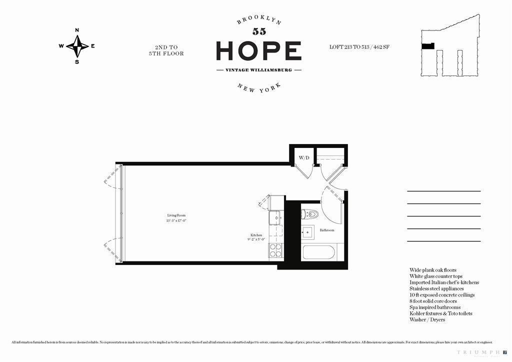 55 Hope Street Williamsburg Brooklyn NY 11211