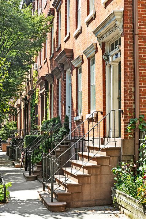 65 Horatio Street W. Greenwich Village New York NY 10014