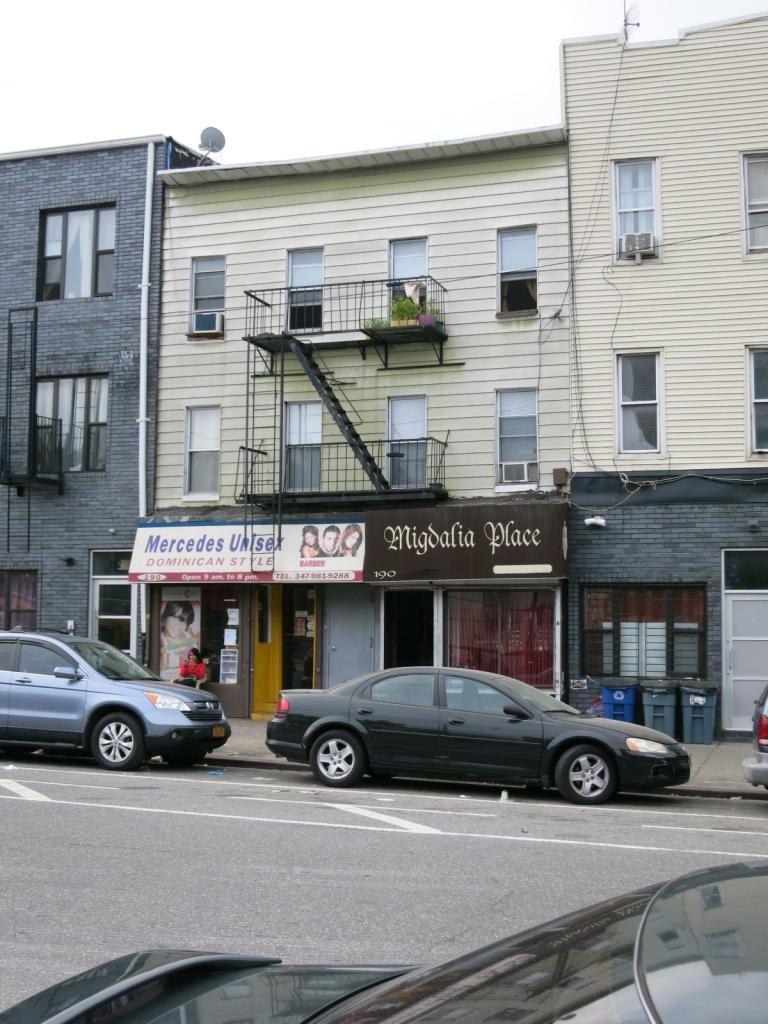 190 Throop Avenue Bedford Stuyvesant Brooklyn NY 11206