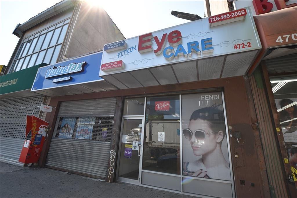 472 Rockaway Avenue Brownsville Brooklyn NY 11212