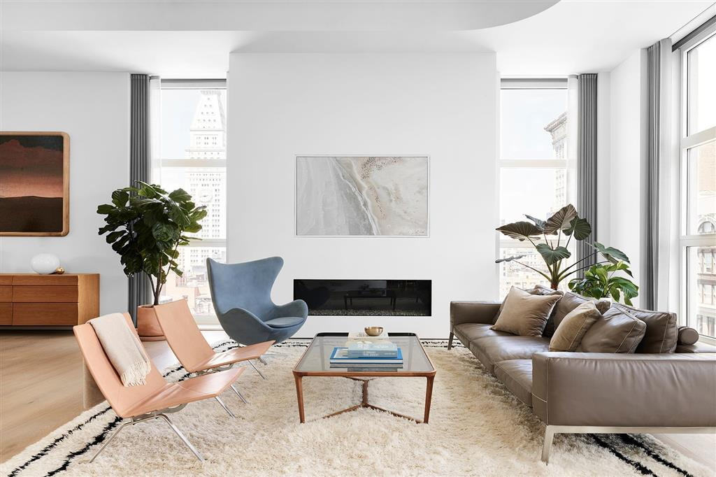 240 Park Avenue South Penthouse Flatiron District New York NY 10003