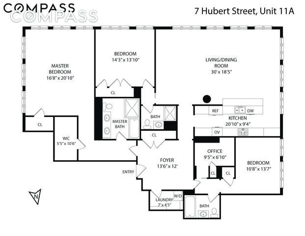 7 Hubert Street Tribeca New York NY 10013