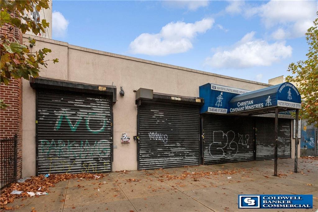 1161-1167 Rogers Avenue Flatbush Brooklyn NY 11226