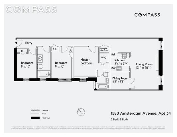 1580 Amsterdam Avenue Hamilton Heights New York NY 10031