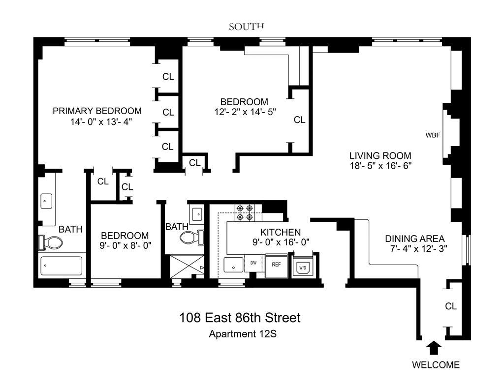 108 East 86th Street Upper East Side New York NY 10028