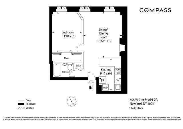 405 West 21st Street Chelsea New York NY 10011