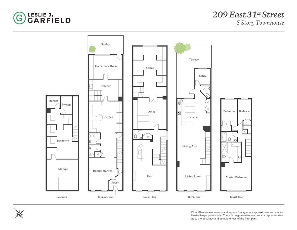 209 East 31st Street Kips Bay New York NY 10016