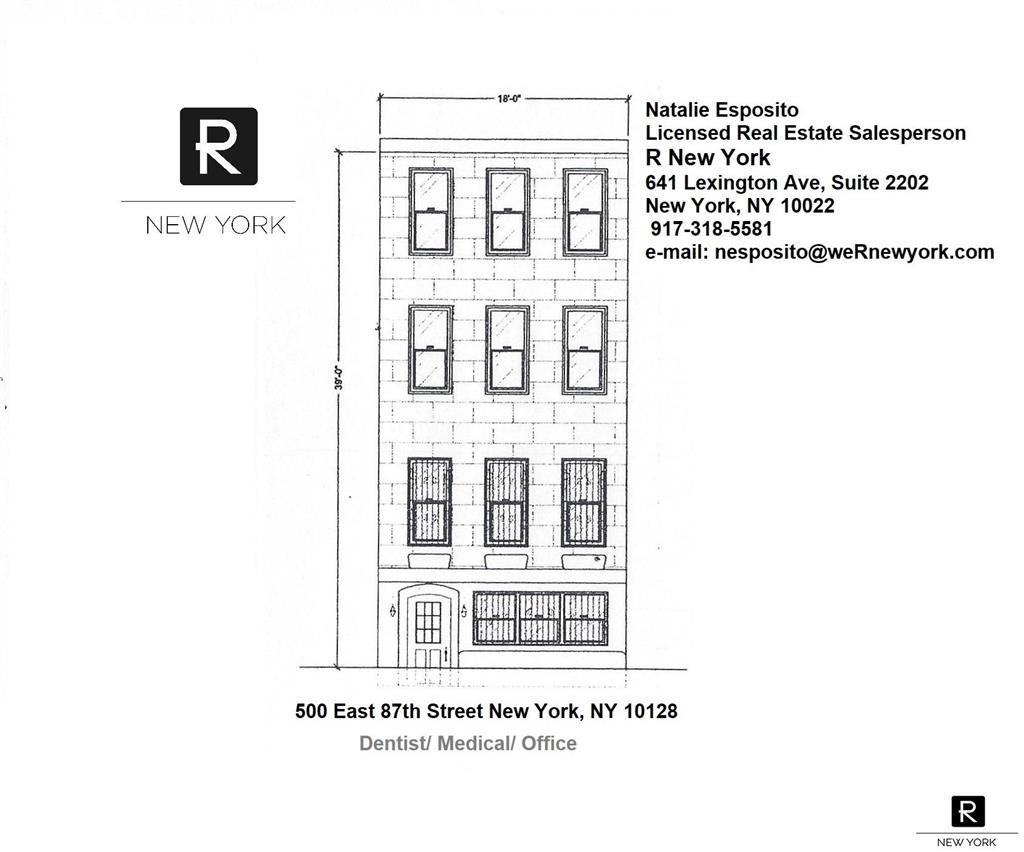 500 East 87th Street Upper East Side New York NY 10128
