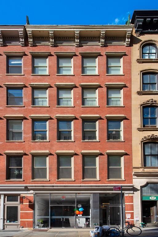 54 Warren Street Tribeca New York NY 10007