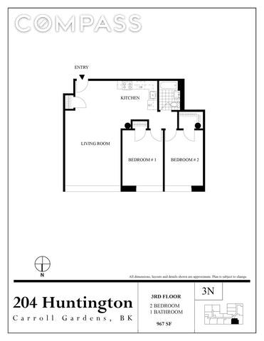 204 Huntington Street Carroll Gardens Brooklyn NY 11231
