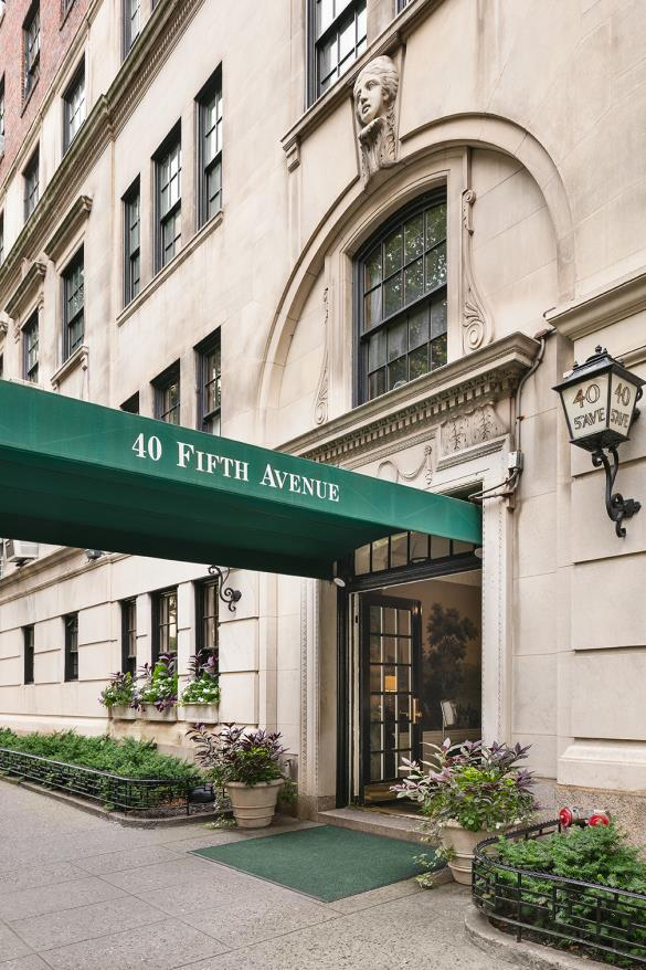 40 Fifth Avenue Greenwich Village New York NY 10011