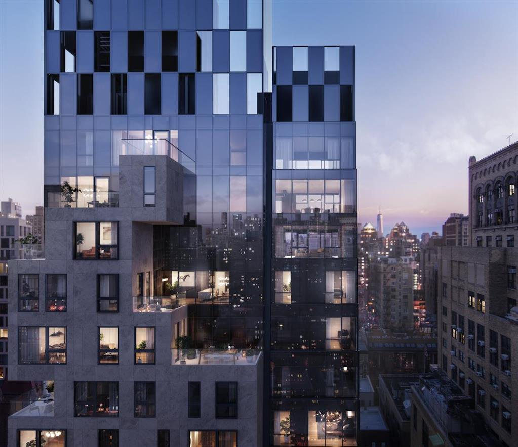 150-154 East 23rd Street 14-C Gramercy Park New York NY 10010
