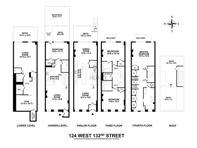 124 West 132nd Street West Harlem New York NY 10027