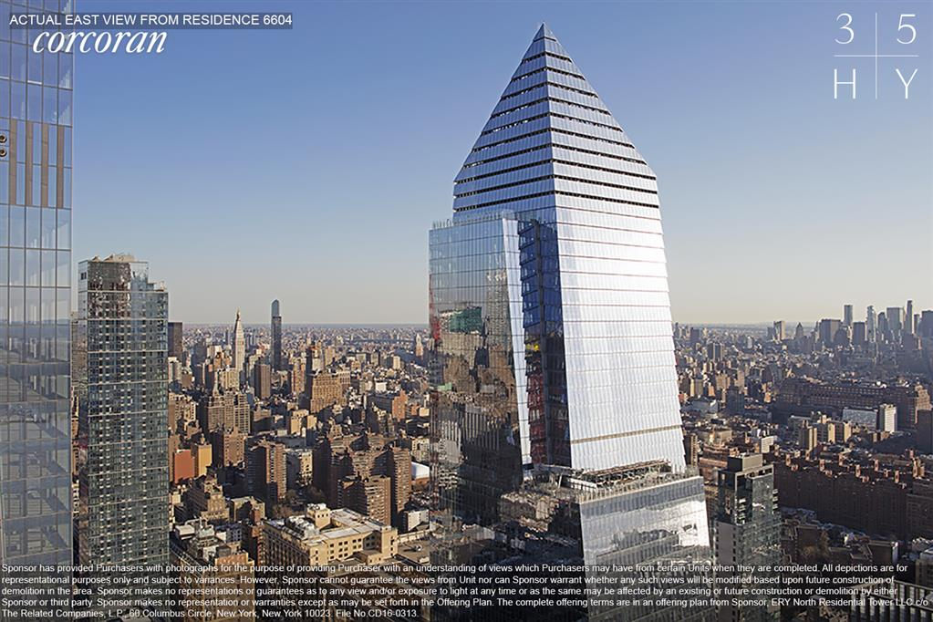 35 Hudson Yards 6404 Hudson Yards New York NY 10001
