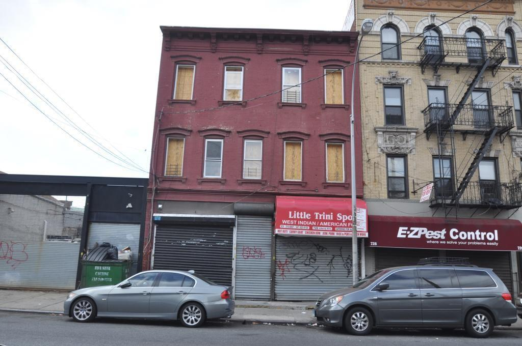 728 Liberty Avenue East New York Brooklyn NY 11208