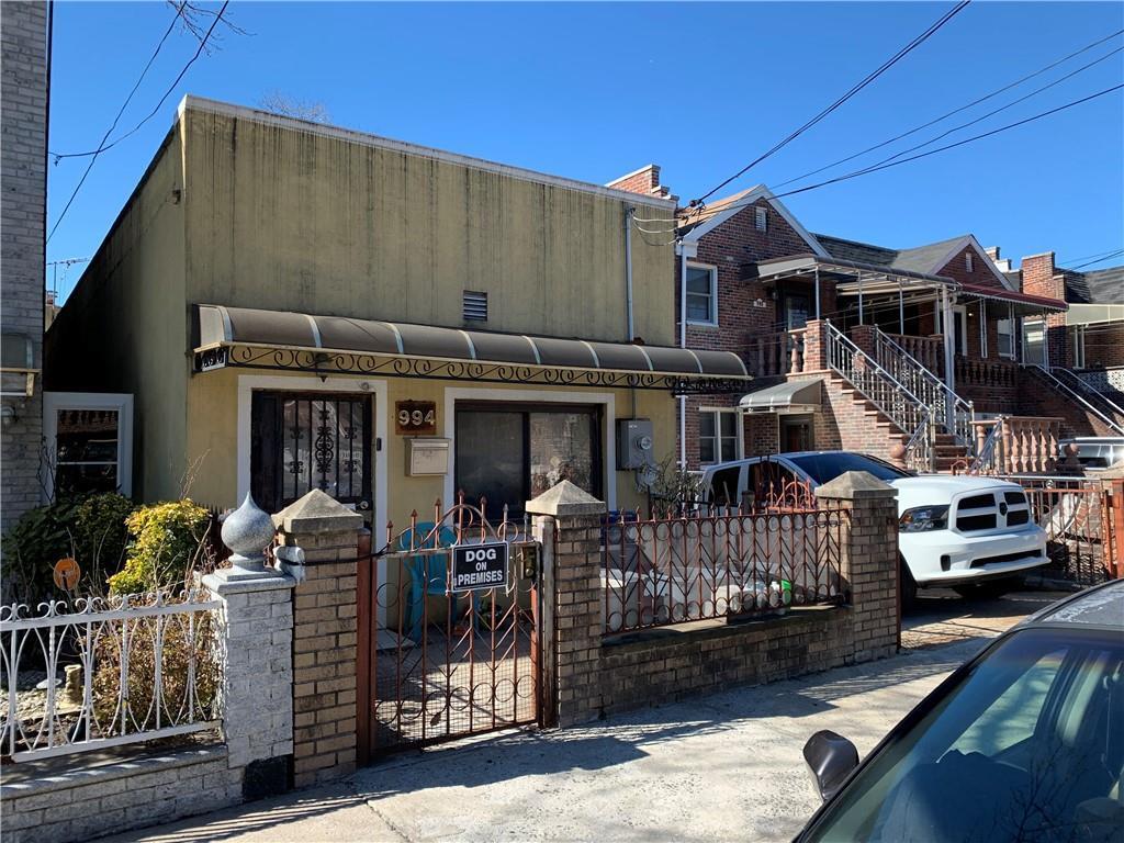 994 East 54th Street East Flatbush Brooklyn NY 11234