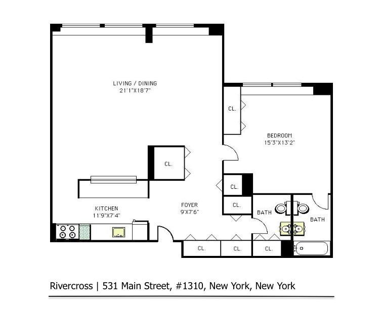 531 Main Street Roosevelt Island New York NY 10044