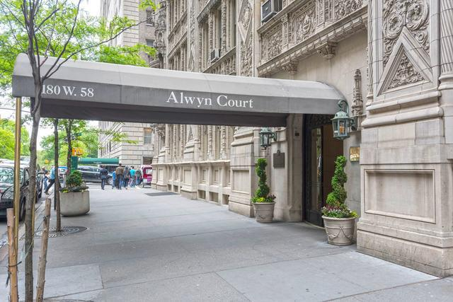 180 West 58th Street Midtown West New York NY 10019