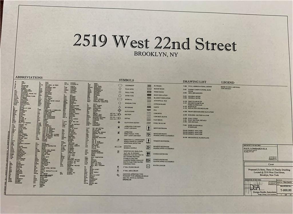 2519 West 22 Street Gravesend Brooklyn NY 11214