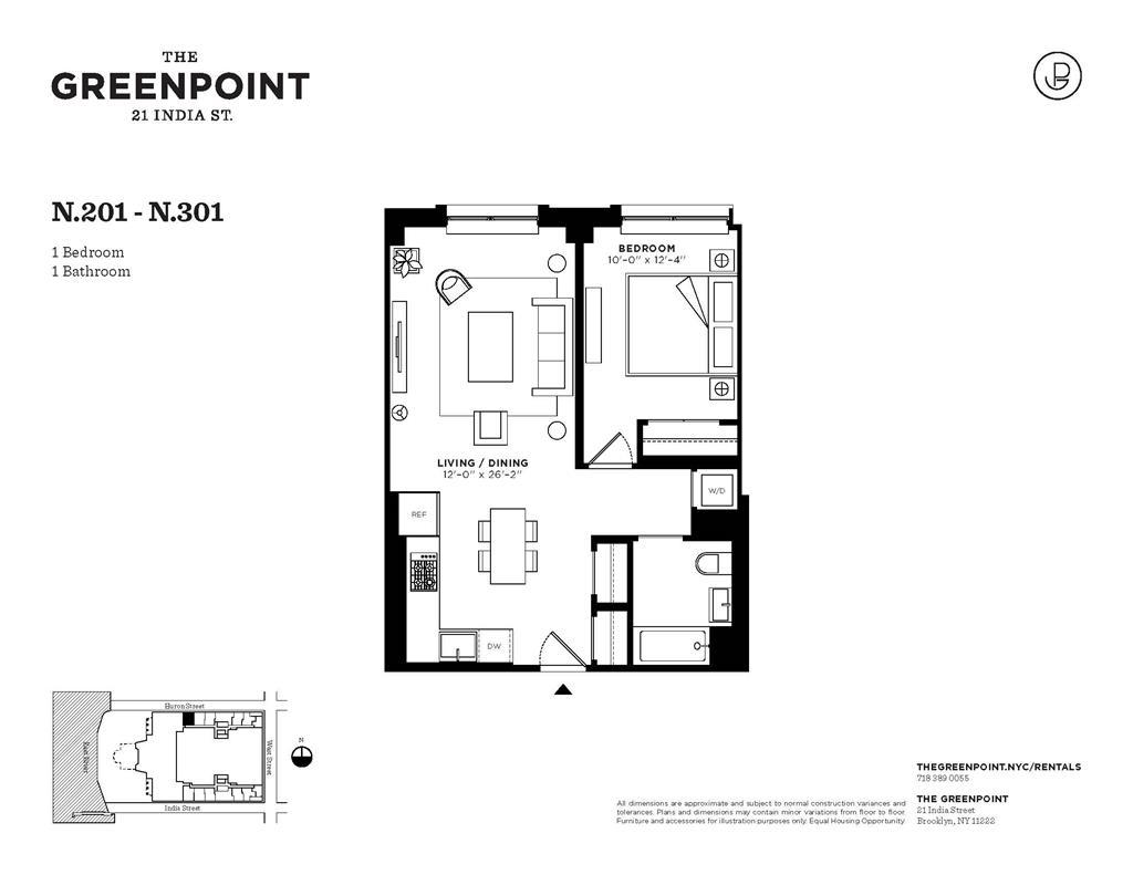 21 India Street Greenpoint Brooklyn NY 11222
