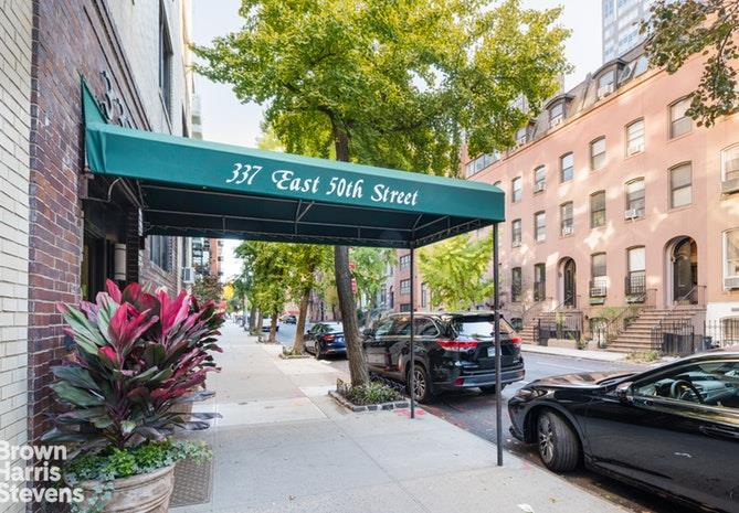 337 East 50th Street Turtle Bay New York NY 10022