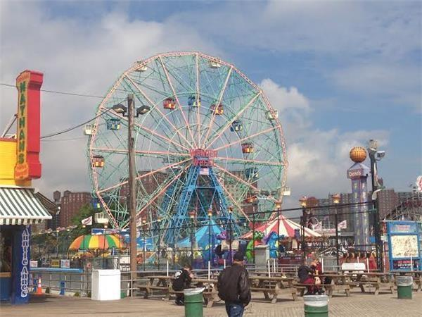 Withheld West Withheld Street Coney Island Brooklyn NY 11224