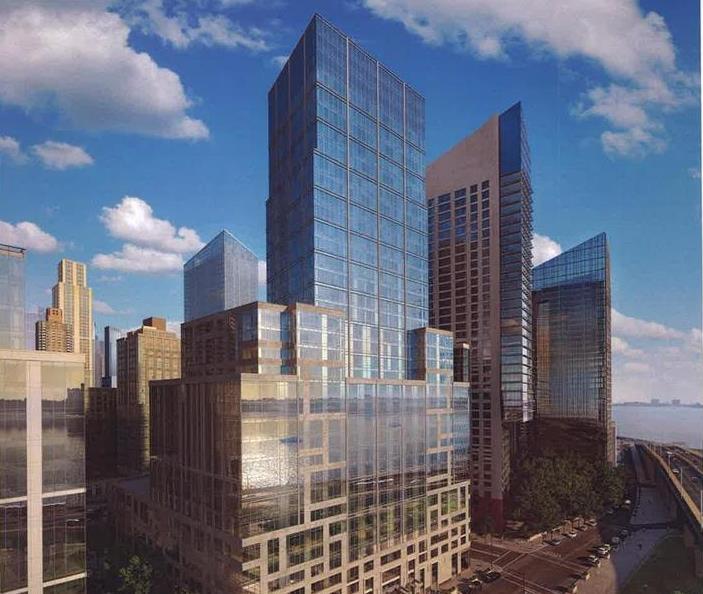50 Riverside Blvd. Lincoln Square New York NY 10069