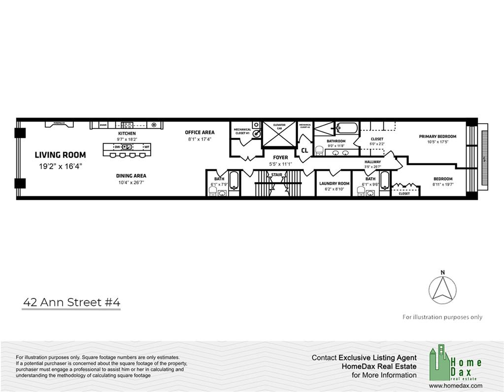42 Ann Street Seaport District New York NY 10038