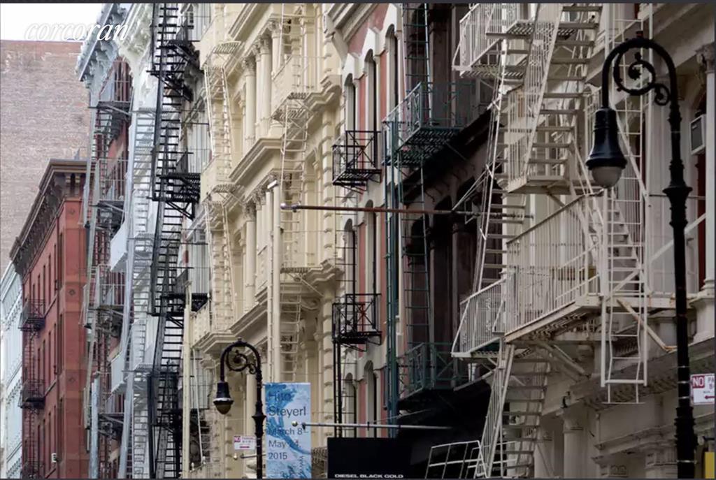 169 Mercer Street Soho New York NY 10012
