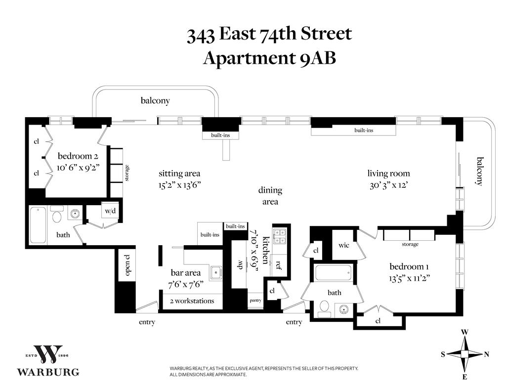 343 East 74th Street Upper East Side New York NY 10021
