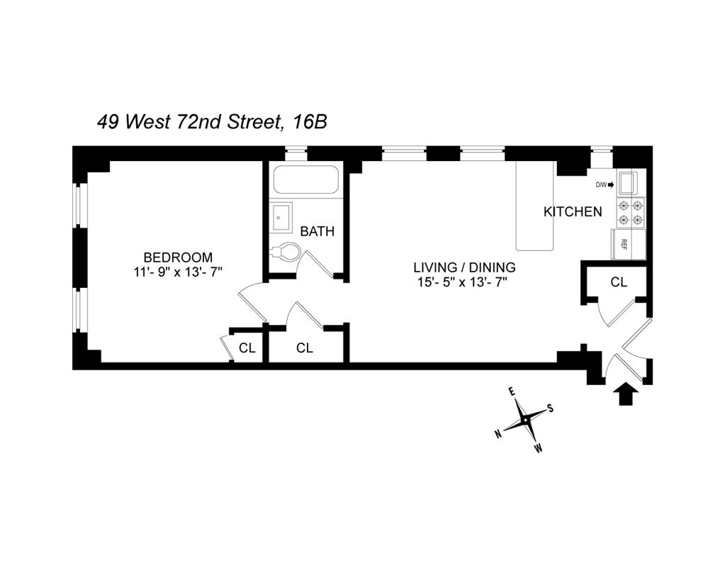 49 West 72nd Street 16B Lincoln Square New York NY 10023