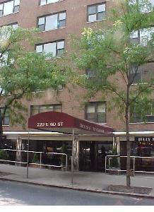 220 East 60th Street Upper East Side New York NY 10022