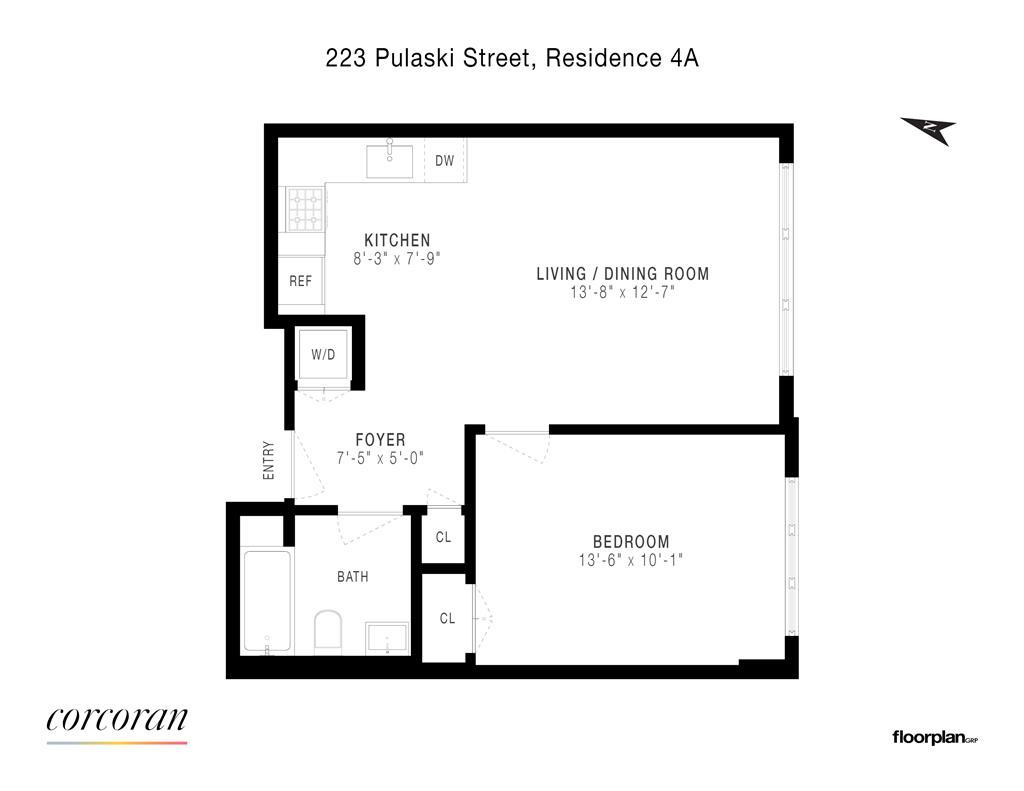 223 Pulaski Street Bedford Stuyvesant Brooklyn NY 11206