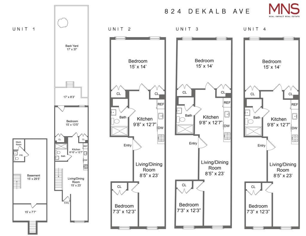 824 De Kalb Avenue Bedford Stuyvesant Brooklyn NY 11221