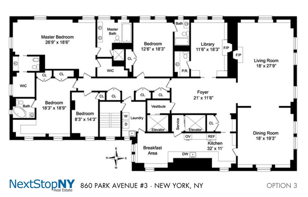860 Park Avenue Upper East Side New York NY 10075